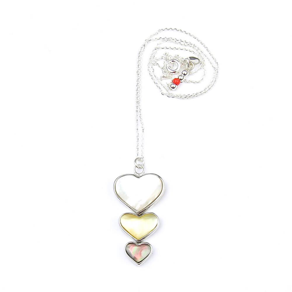 Ketten trinity heart