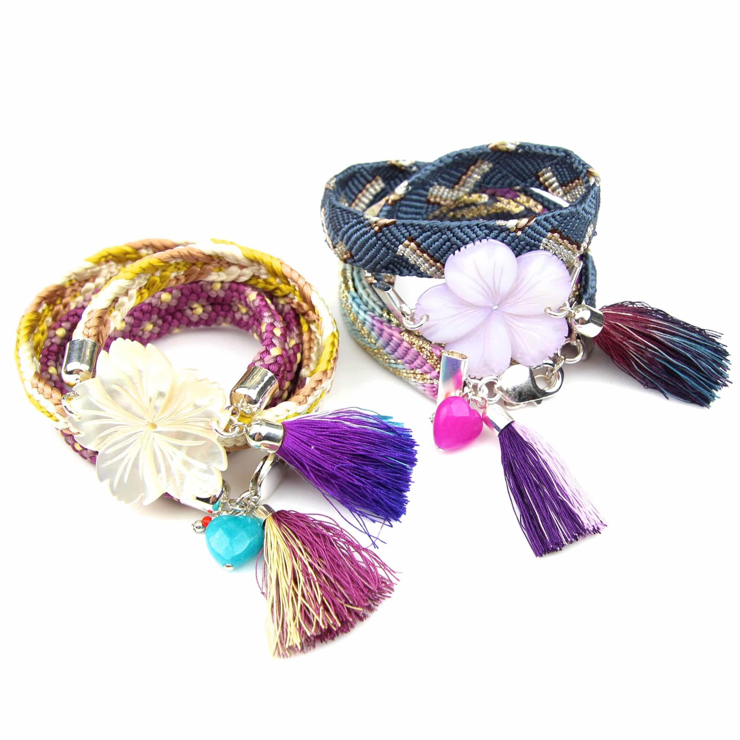 sumi bracelets